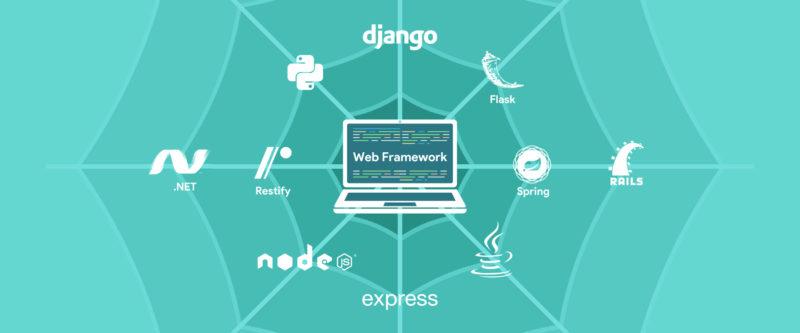 Frameworks and backends