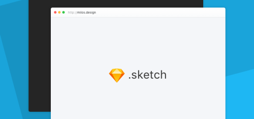 Minimal Browser Mockup Sketch Freebie