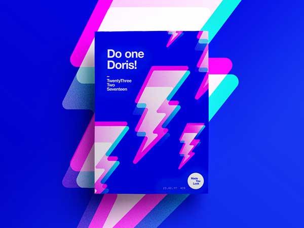 Minimal Poster