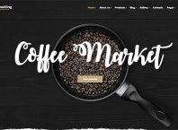 coffee premium themes