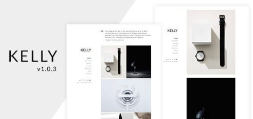 Minimal Portfolio Wordpress Themes