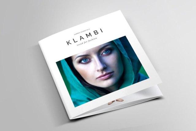 Best Fashion Tri-Fold Brochure Templates