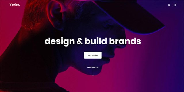 15 Beautiful Gradient Design WordPress Themes