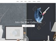 wordpress theme for selling art