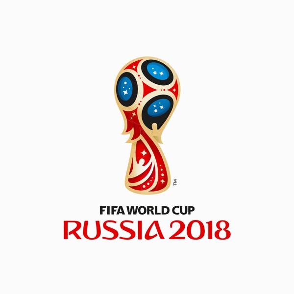 FIFA World Cup Logo russia 2018