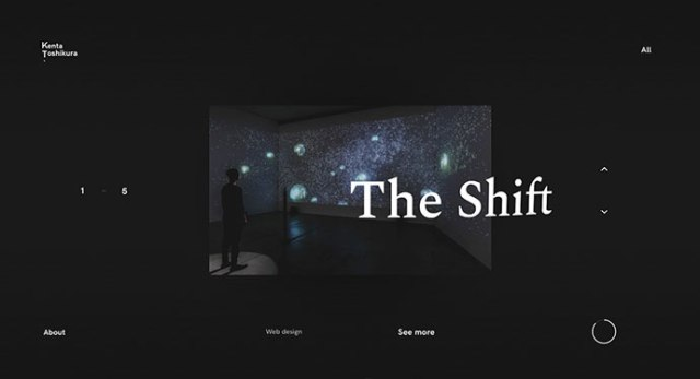 15 Creative Websites With Amazing Scrolling Effects