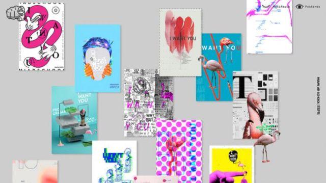 Top Graphic Designers Portfolio Websites