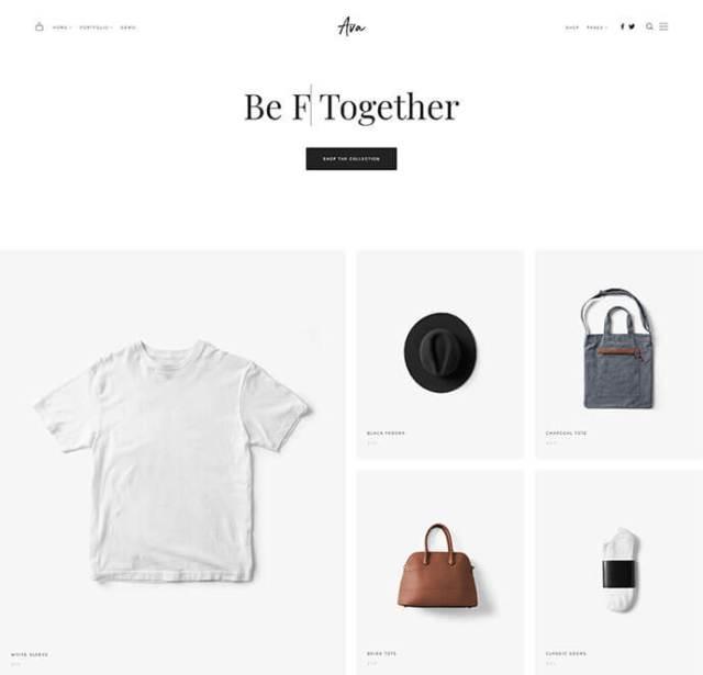 Eocommerce WordPress Themes For Selling Art