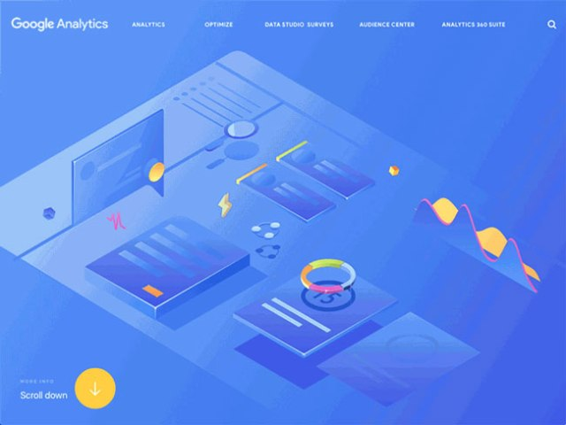 Isometric Illustrations page