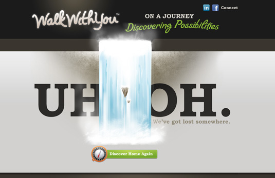 15 Examples Of Brilliantly Designed 404 Error Pages
