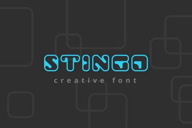 tech logo design fonts