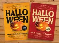 Best Halloween Flyer Templates