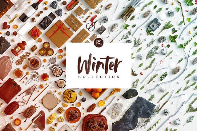 Winter Scene Generator Mockups