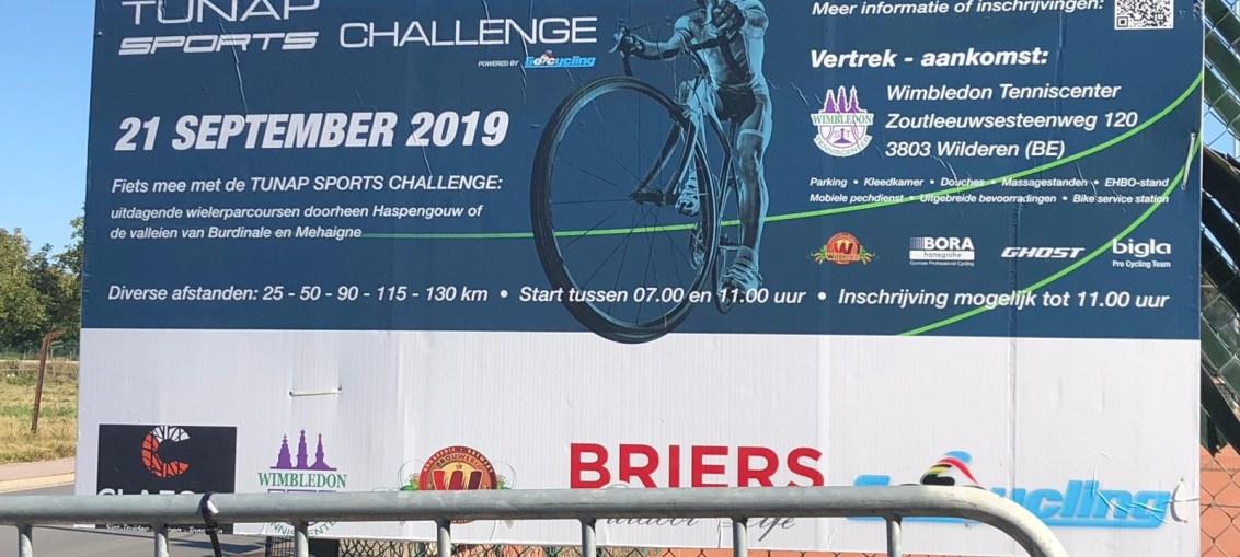 TUNAP Sports Challenge