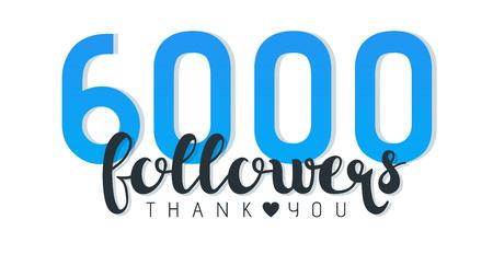 6.000 follower giveaway