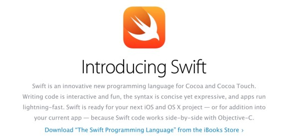 Swift Apple Developer