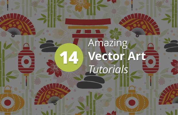 14 amazing vector art