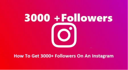 How To Get 3000+ Instagram Followers In Just 29 Days