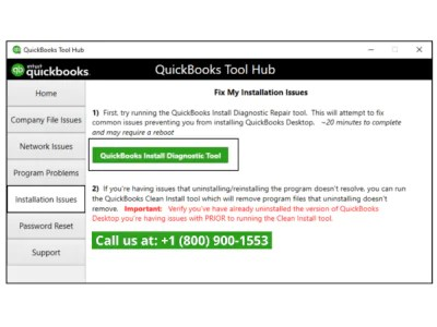 Download Quickbooks Tools Hub 2021