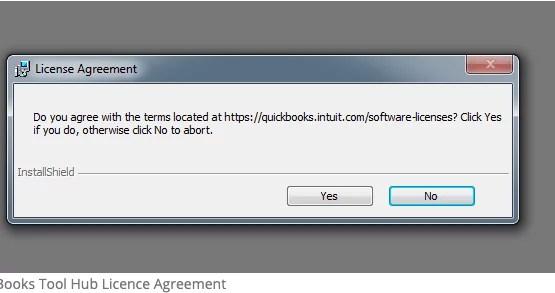 Quickbook Tool hub Licence Agrement