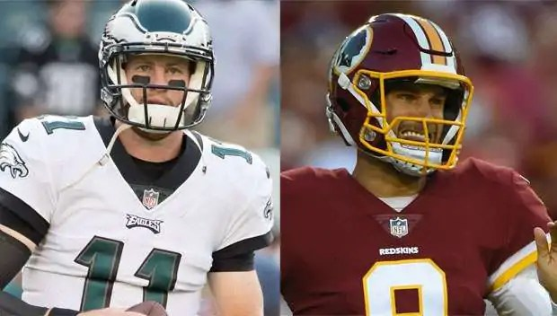 Eagles vs Redskins Live Stream Reddit