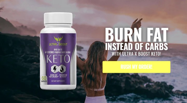 Ultra X Boost Keto Reviews 2021: How Does Work It Or Scam?