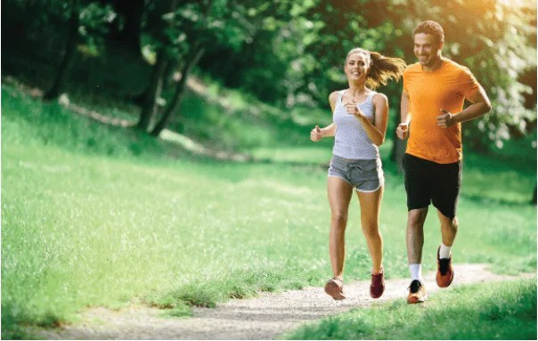 Ways to Breathe While Walking For Lungs Health