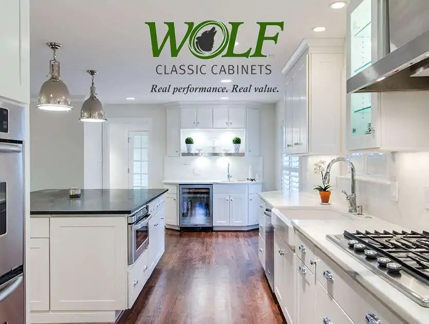 Wolf classic cabinets - Interesting Facts About Black Kitchen Cabinets