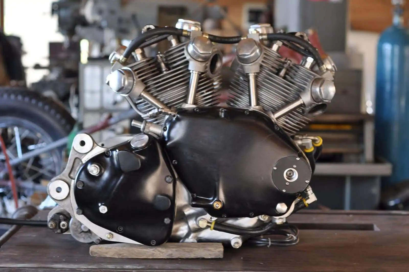 Reasons To Clean Your Motorcycle Engine