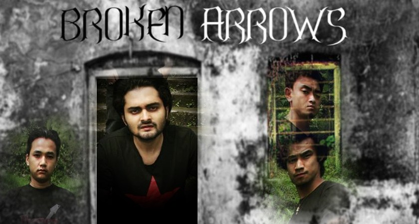 Broken Arrows – Soumalya Mukherjee
