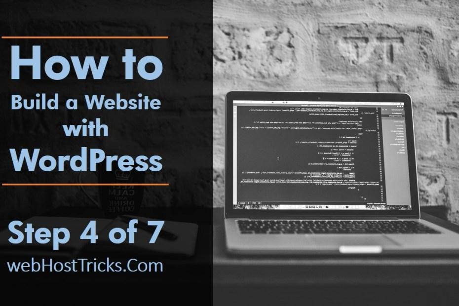 Step 4: WordPress Plugin
