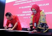 solusi digitalisasi Telkomsel