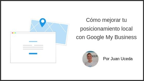 Portada Como mejorar tu seo local con google my business
