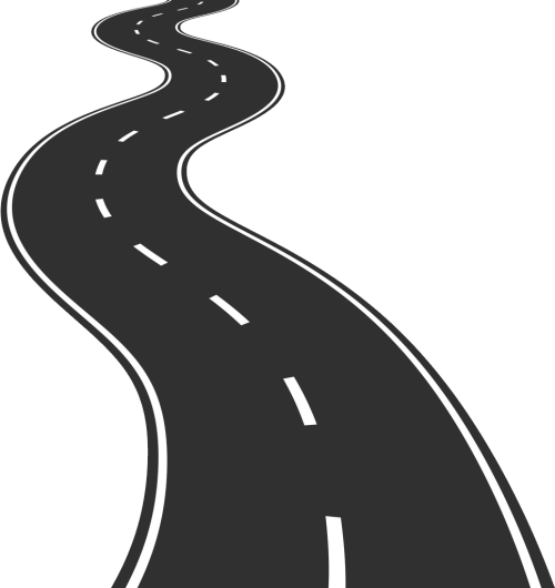 small resolution of winding road clipart