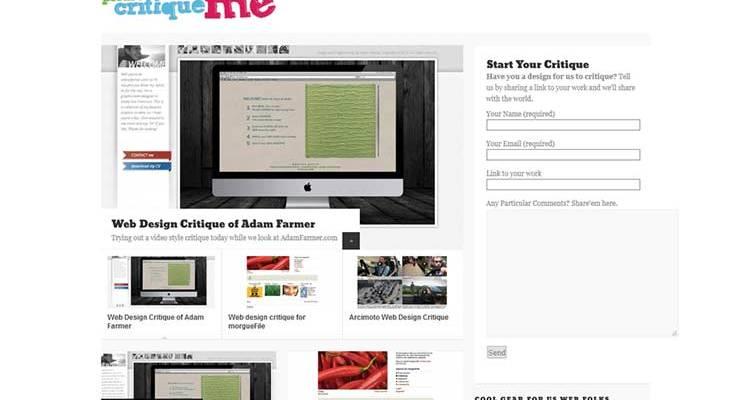 9 Websites To Get Free Design Critiques Online
