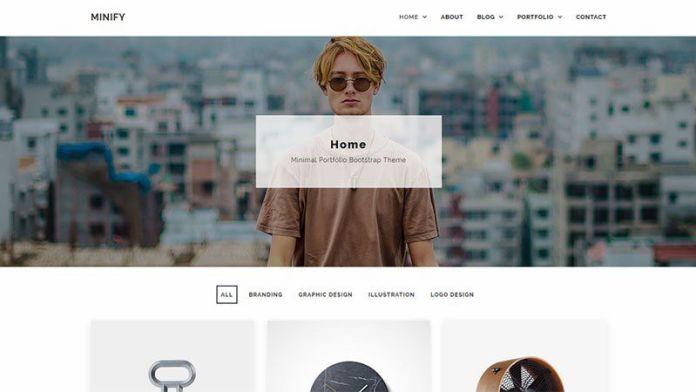 Minify WordPress Theme