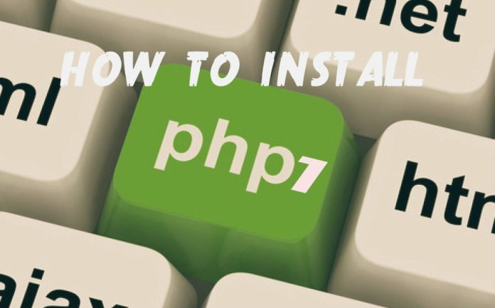install php 7 tutorial