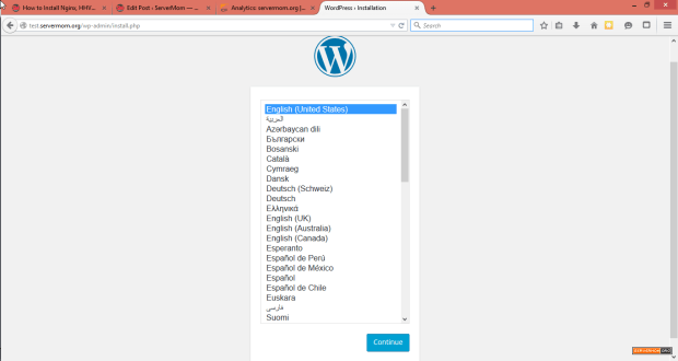 install-wordpress-in-browser