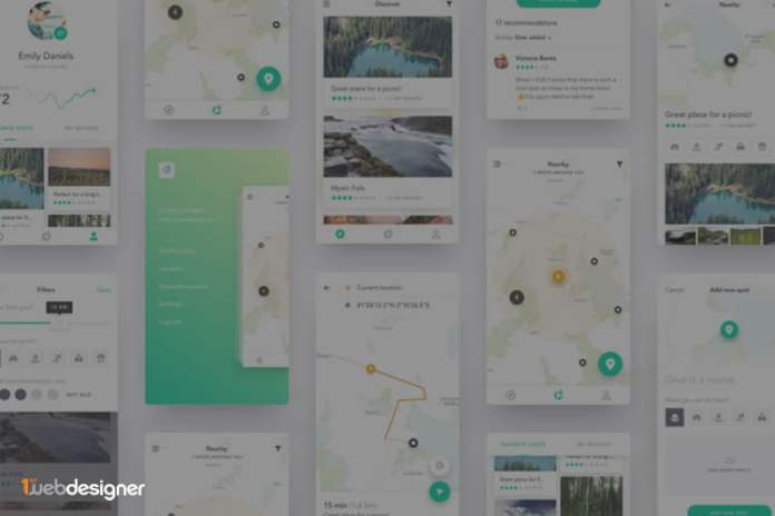 10 Free Mobile UI Kits For Sketch