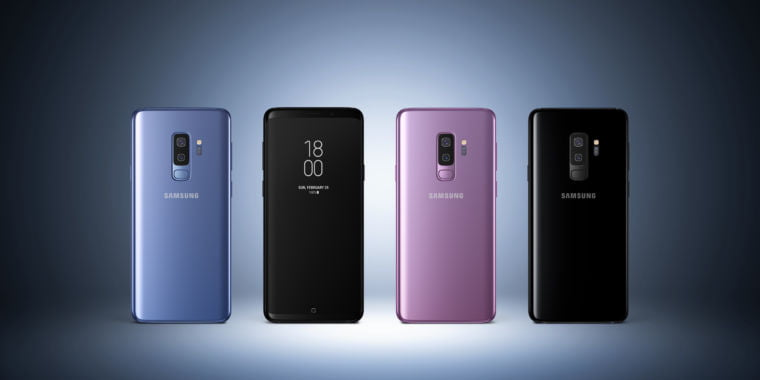 Samsung's Galaxy S9 is official with a dual aperture camera and AR Emojis