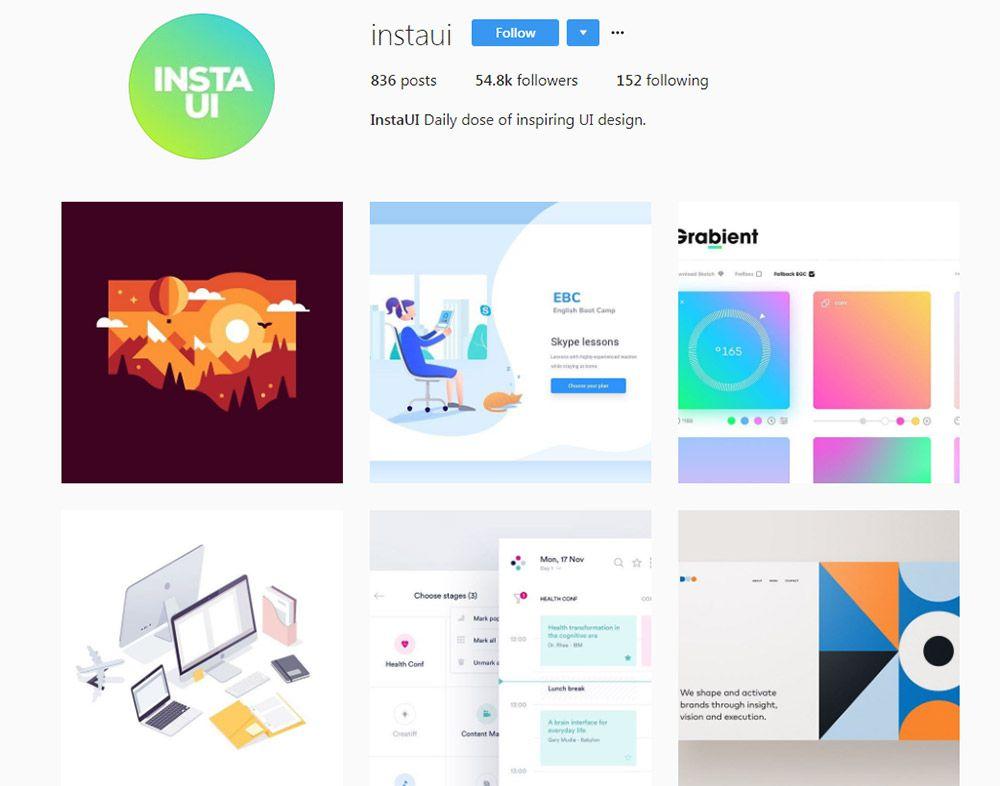 instaui instagram