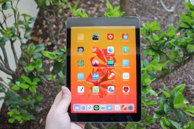 2018 iPad overview: Content material creation with compromises 13