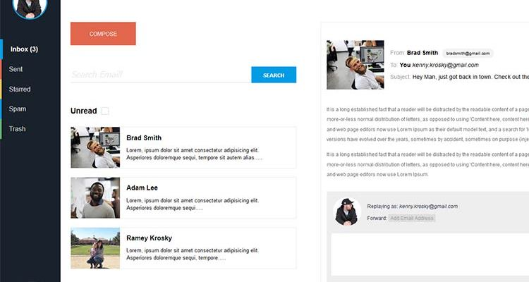 Popular Website Interfaces Reimagined on CodePen