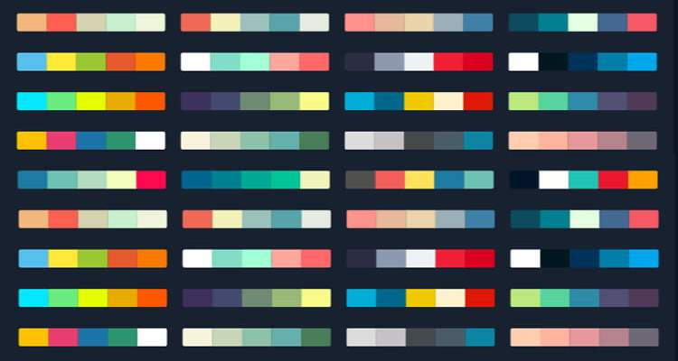 Top 12 Web-Based Color Tools for Web Designers