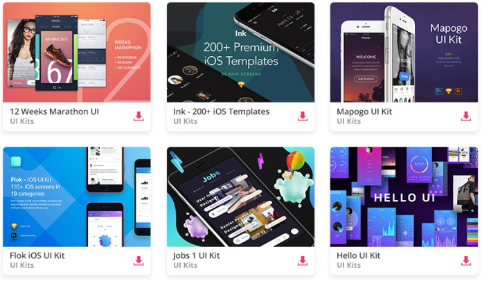 10 Lovely Examples Of Movement Design In Cellular Apps Webilicious