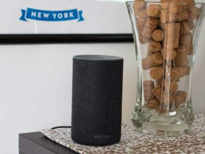 Only a small percentage of users buys stuff through Alexa, report claims