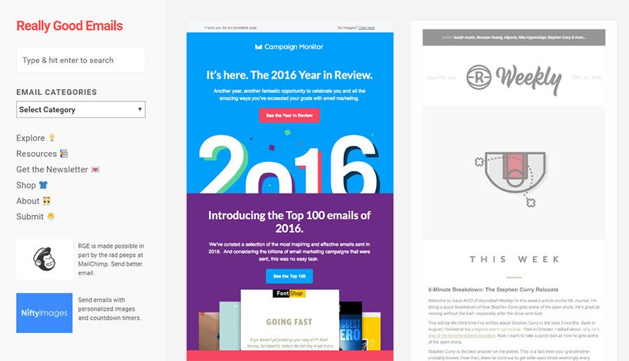 rly good newsletter