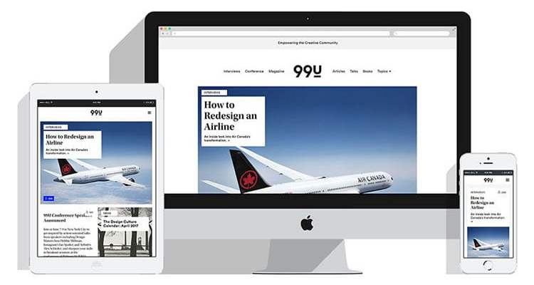 Examples of Excellence in Modern Responsive Design