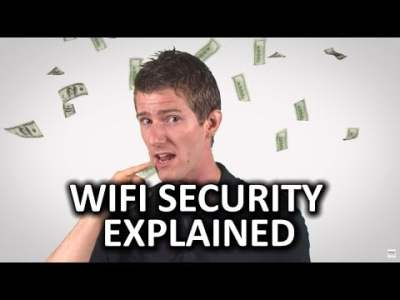 Wi-Fi Security as Fast As Possible