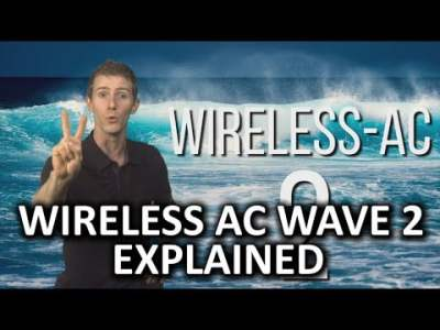 Wireless AC Wave 2 As Fast As Possible